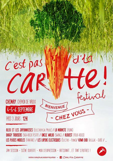 festival c'est pas d'la carotte