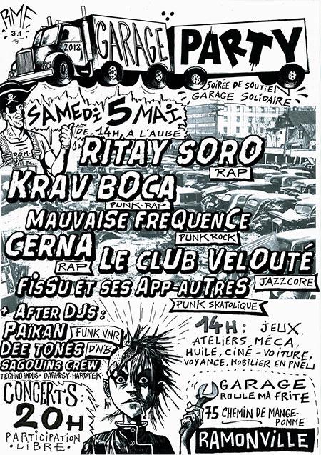 concerts punk ska hardcore venir en midi pyrenees manifs festivals razibus. Black Bedroom Furniture Sets. Home Design Ideas
