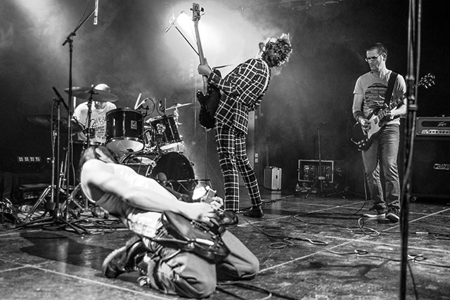 Concert 2 Headed Dog/L'AUKERA le 06/05/2018 à Blois (41)