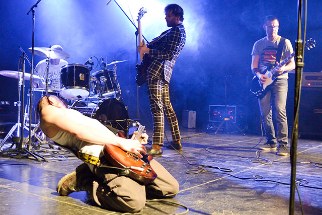 Concert 2 Headed Dog/FÊTE DE LA RUE le 30/06/2018 à Chartres (28)