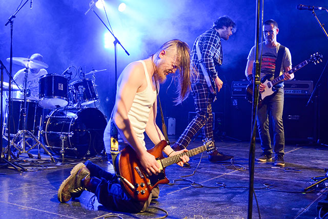 Concert 2 Headed Dog / La Loco le 25 juillet 2018 à Millau (12)