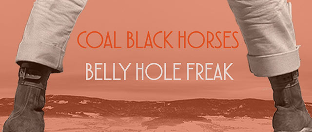 Belly Hole Freak - Coal Black Horses le 15 mars 2019 à Delémont (CH)