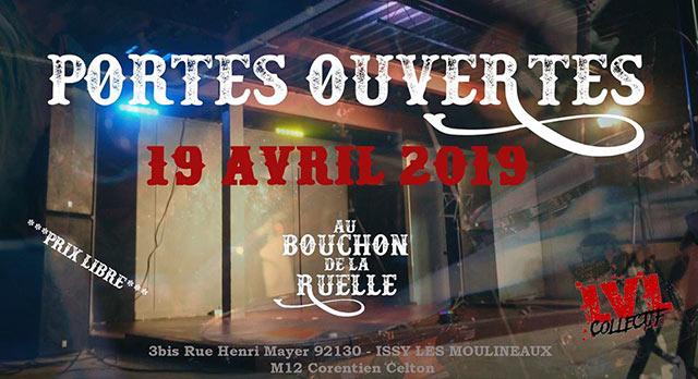 UltraBernard / Skacahuètes le 19/04/2019 à Issy-les-Moulineaux (92)